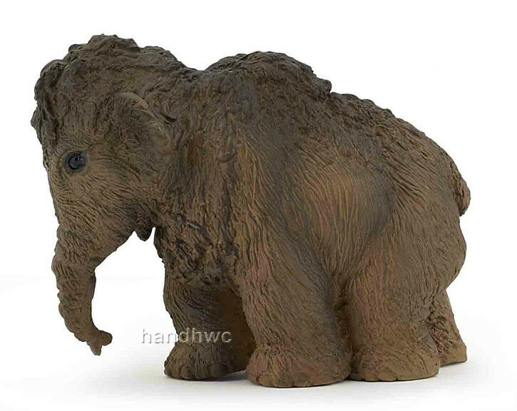 Woolly Mammoth Dog Toy