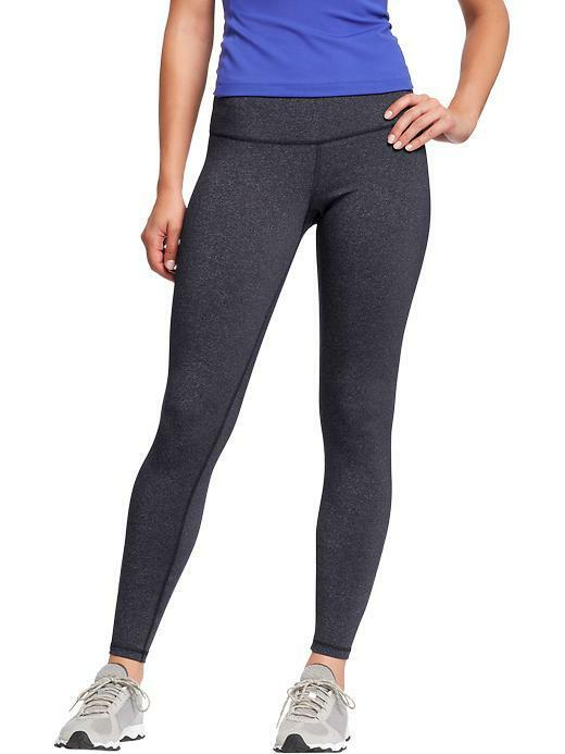 Old Navy Women S Active Compression Legging Carbon Grey