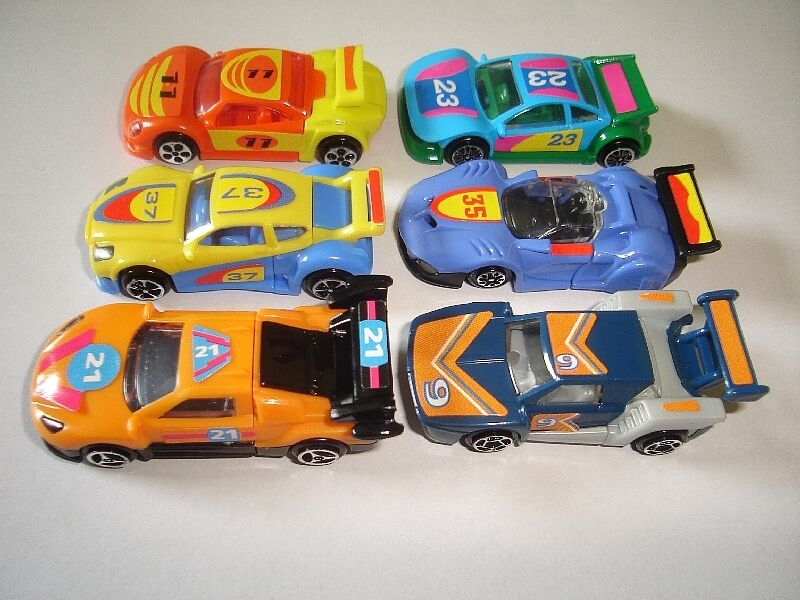 nascar racing model race cars set 187 h0 kinder