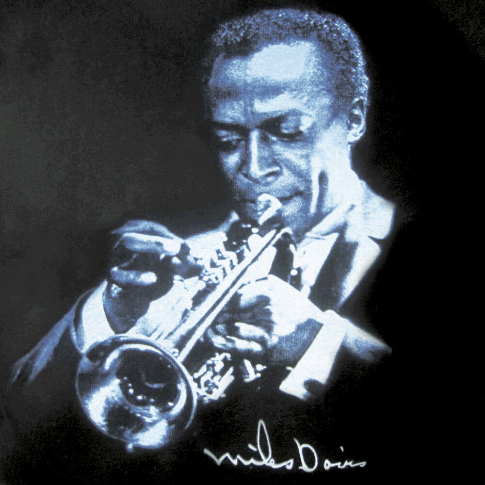 Miles Davis T Shirt Jazz T Shirt Jazz Legends Jazz Blues