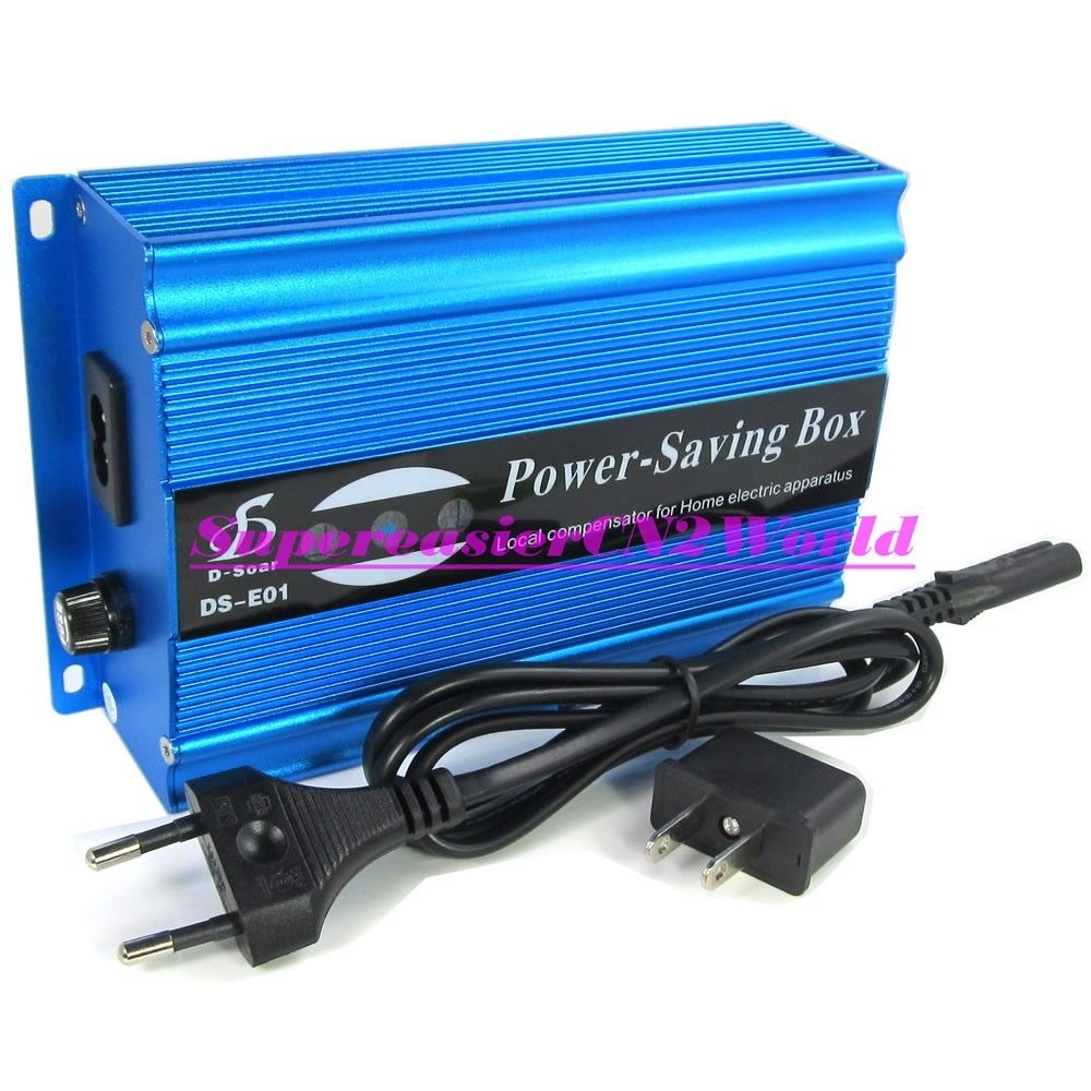 50kw Power Energy Saver Saving Box Eu Amp Us Plug Electricity