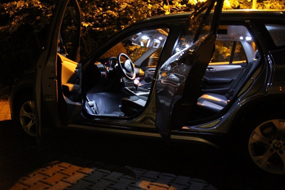 led smd innenraumbeleuchtung bmw x3 e83 ebay. Black Bedroom Furniture Sets. Home Design Ideas