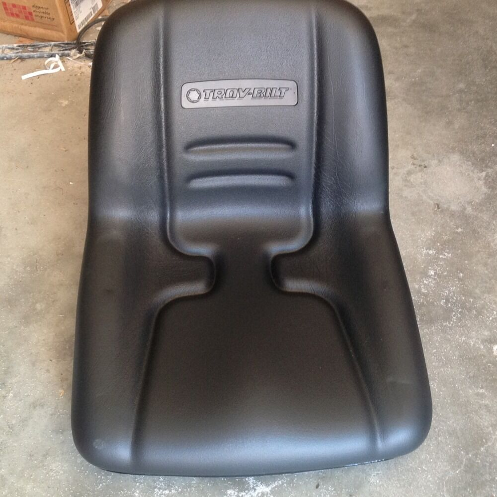 New Troy Bilt Rider Tractor Riding Lawn Mower Seat Fits