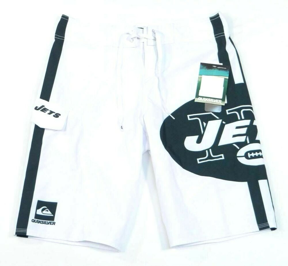 Quiksilver NFL Team Apparel White New York Jets Board
