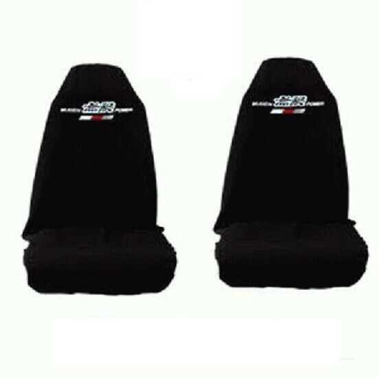 Car Seat Covers Honda Mugen Slip On Throw Over Embroidered
