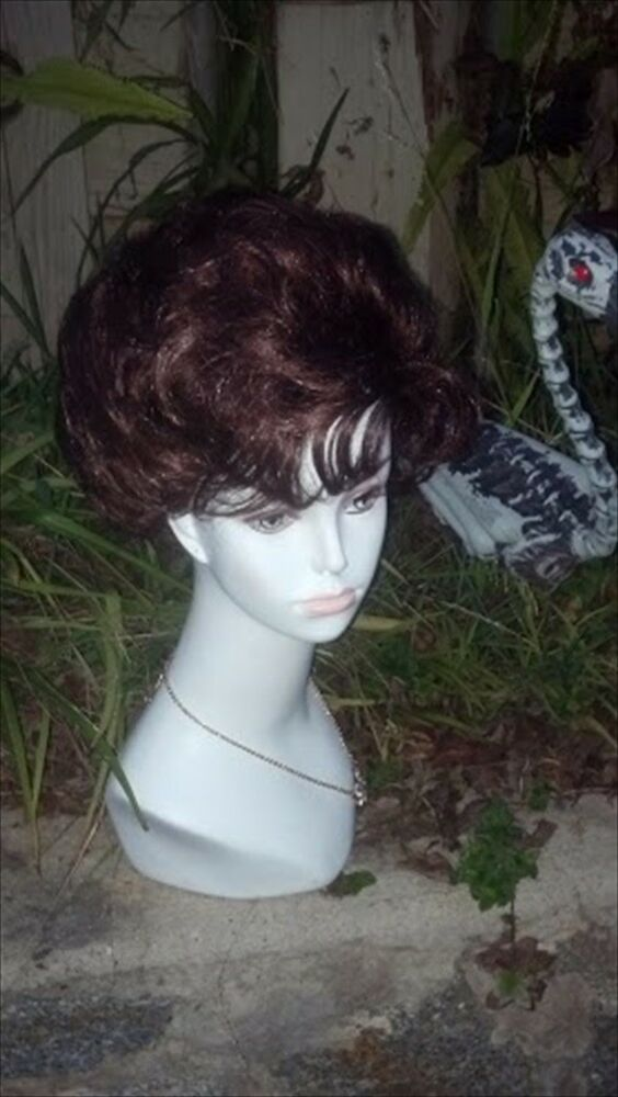 Victorian Edwardian Style Wig Choice Of Colors Sass