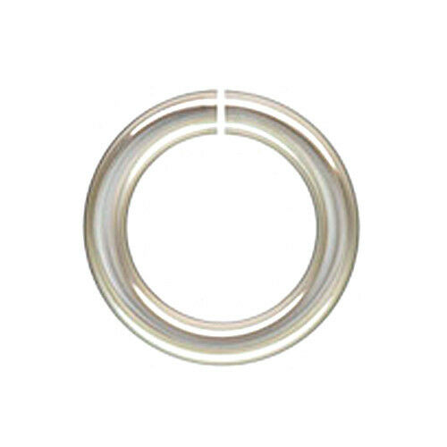 wholesale sterling silver open jump rings 6mm all