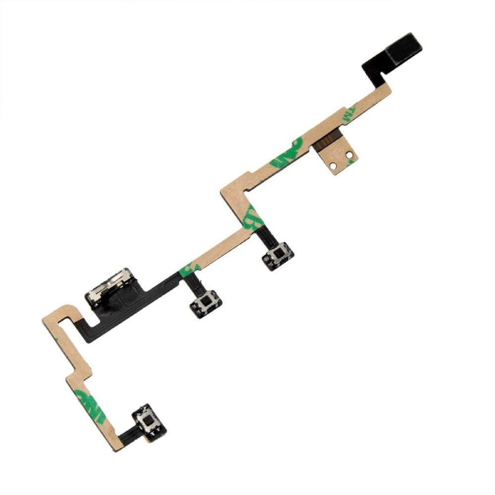 New Ipad 2 Power Flex Cable Mute Switch Volume Buttons