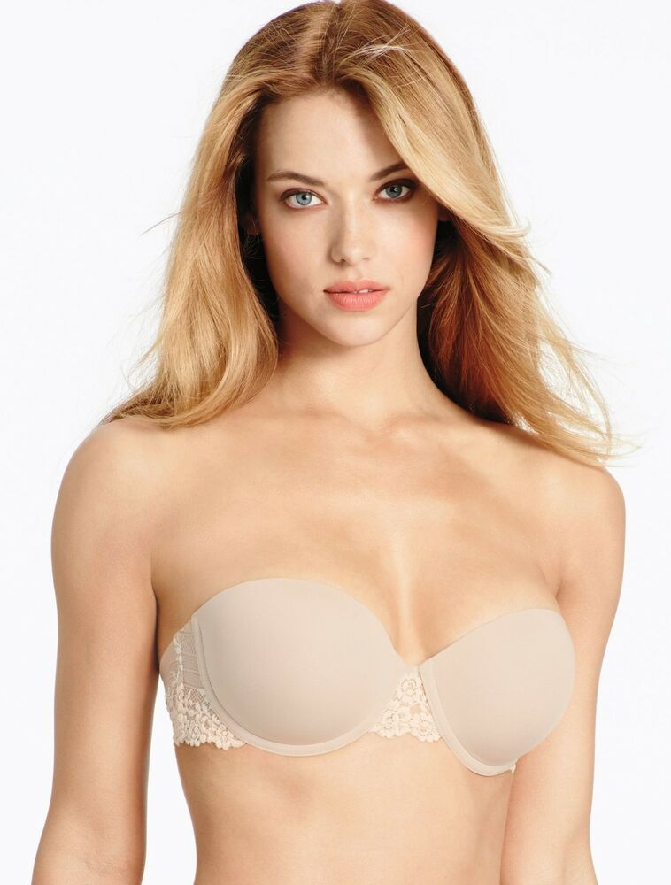 Price marked down wacoal embrace lace strapless bra 854191 ebay
