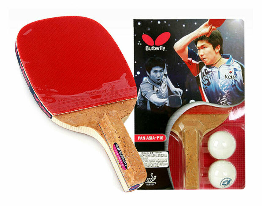 Butterfly addoy p40 table tennis racket penholder paddle - Butterfly table tennis official website ...