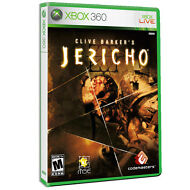 Xbox 360 Clive Barker\'s JERICHO PAL Disc Brand New