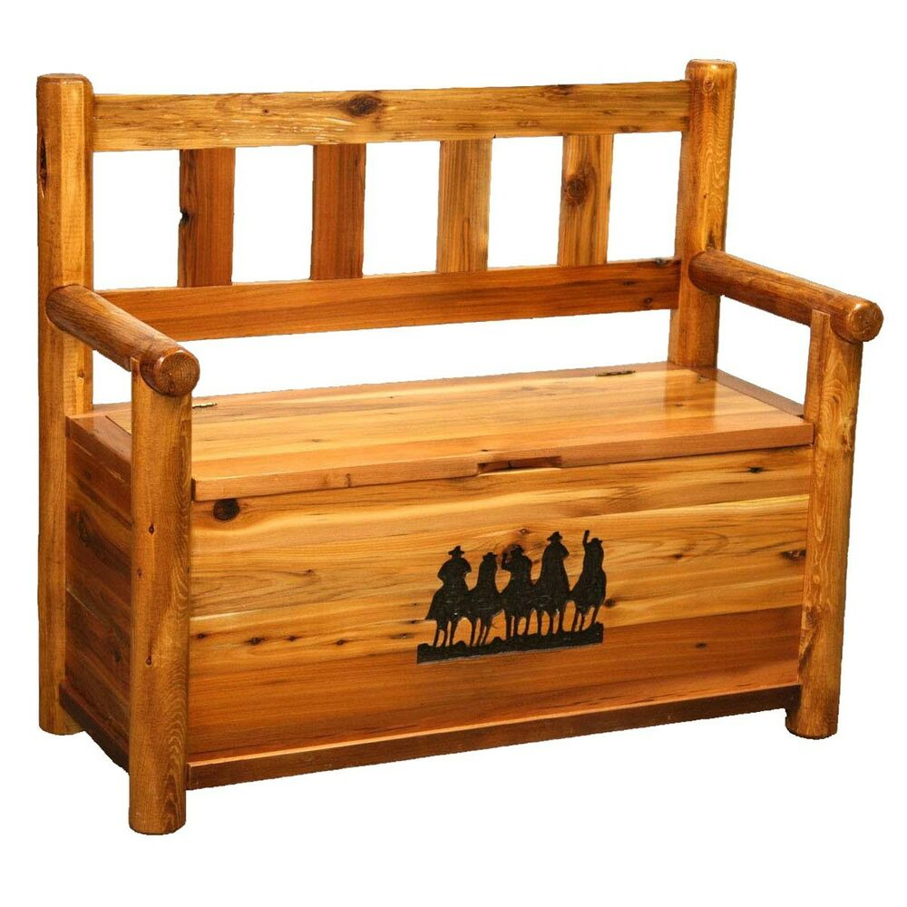 Western boot bench country rustic cabin log wood bedroom for Rustic furniture