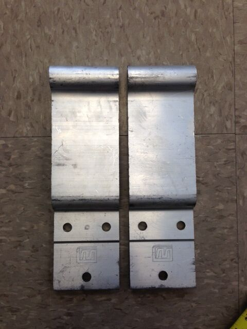 Morgan Swing Rear Door Hinge Strap Set 004188 New Style