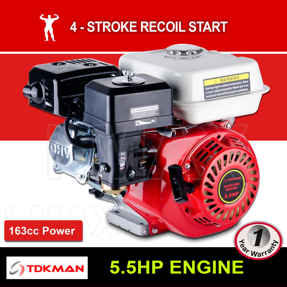 5 5hp petrol engine ohv stationary motor 4 stroke 5hp motor