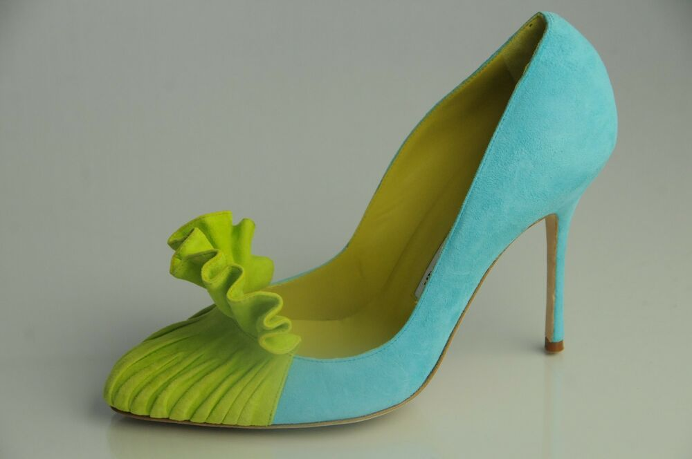 Manolo S New Shoes