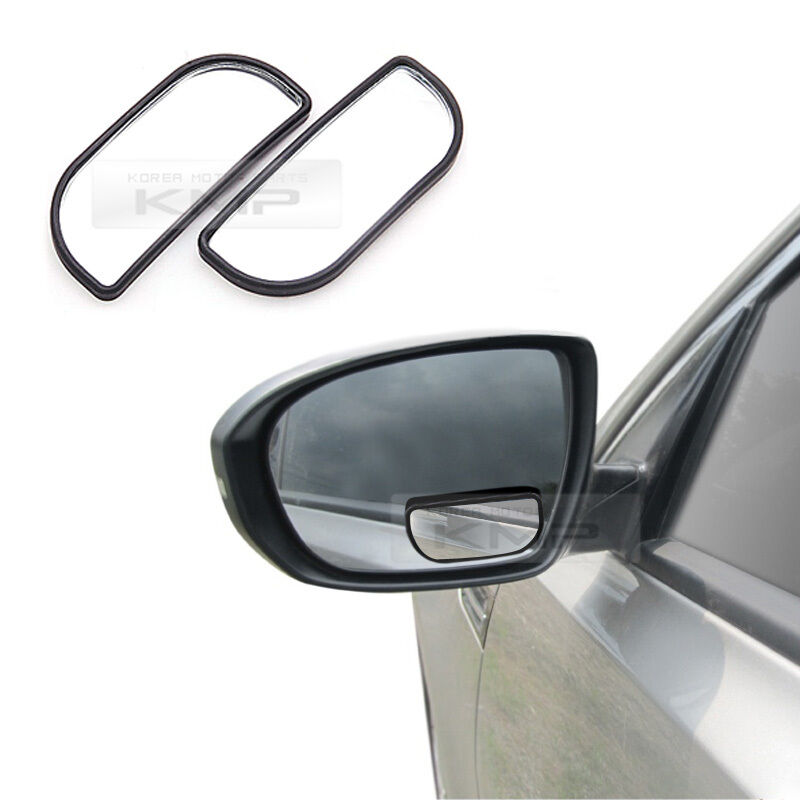 safety slim secondary side blind spot mirror rear view. Black Bedroom Furniture Sets. Home Design Ideas