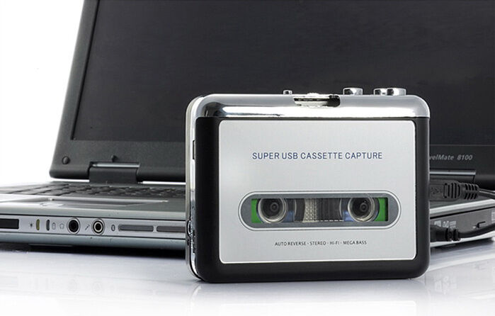 tape to pc usb cassette to mp3 converter captue adapter. Black Bedroom Furniture Sets. Home Design Ideas