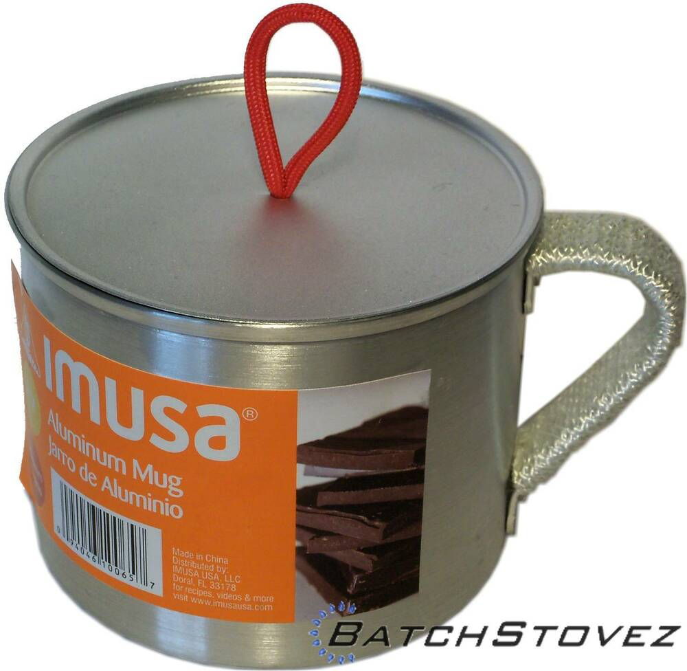 Anodized Lid For IMUSA 10cm Mug , Alcohol Stove Cooking