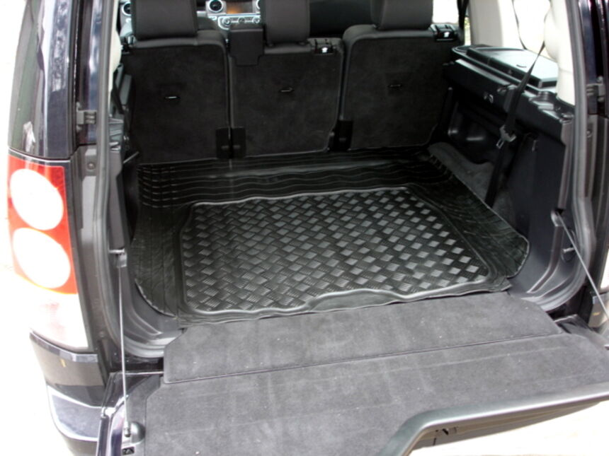 3pc modular boot mat load liner tailgate protector land. Black Bedroom Furniture Sets. Home Design Ideas