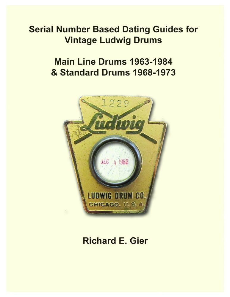 gretsch drums serial number dating guide