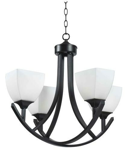 Oil Rubbed Bronze with White Opal Glass 4 Light Chandelier  : s l1000 from ebay.co.uk size 415 x 500 jpeg 16kB