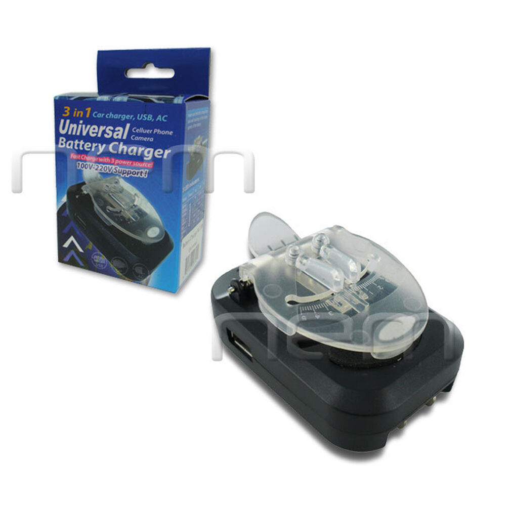 50x Wholesale Universal Cell Phone Battery Wall Charger Ebay
