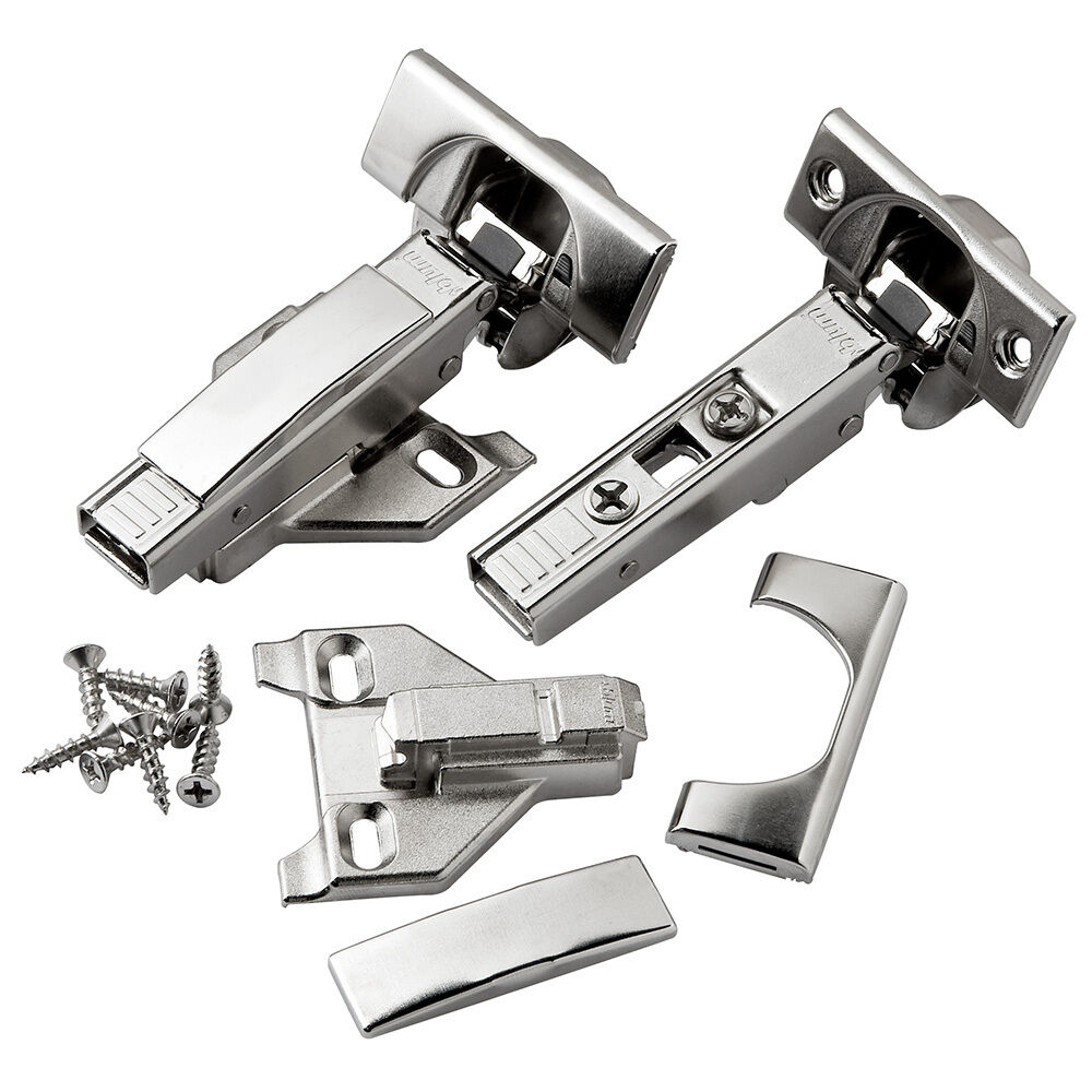 3 8 5 8 overlay blum 110 soft close blumotion clip for Blum soft close hinges for kitchen cabinets