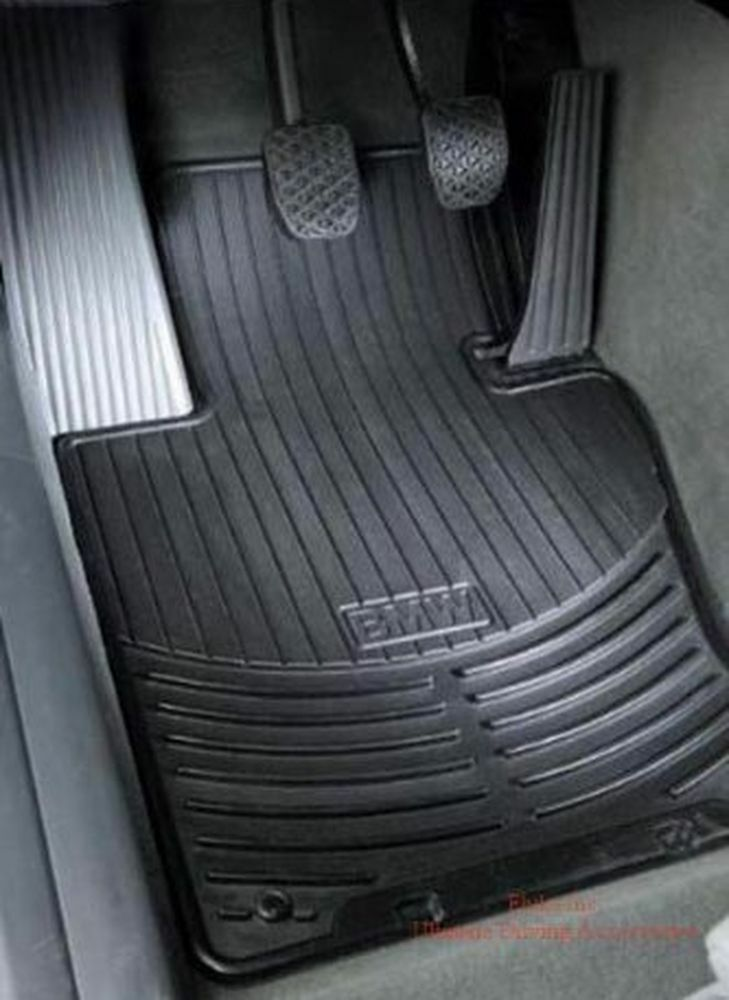 Bmw Z4 Coupe And Roadster E85 E86 Rubber All Weather Mats