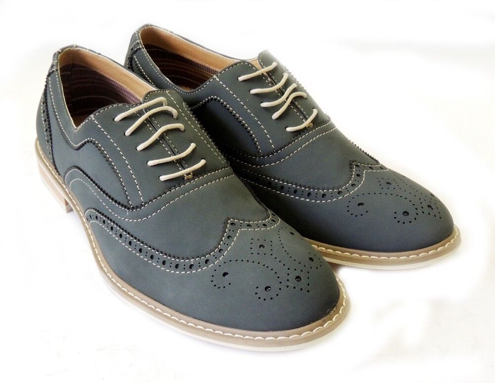 Mens Green Pointed Shoes