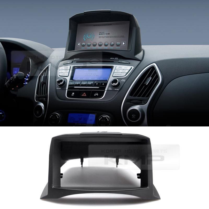 gps navigation housing finish cover 7inch for hyundai 2010. Black Bedroom Furniture Sets. Home Design Ideas