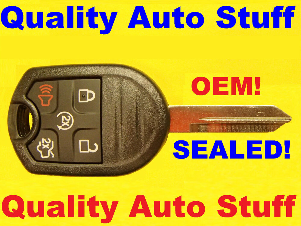new oem 2013 2014 ford explorer flex remote head key 164. Black Bedroom Furniture Sets. Home Design Ideas