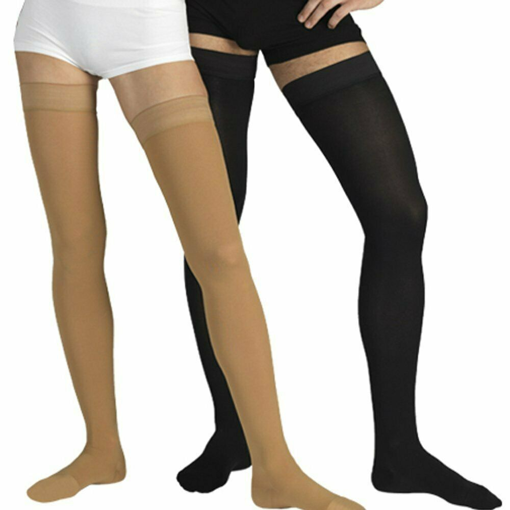 Elastic stockings for varicose veins