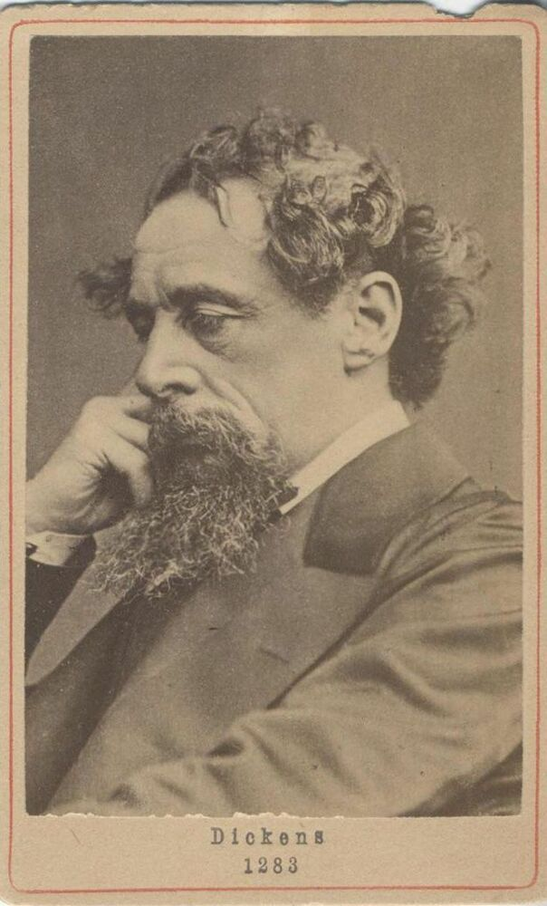 Dickens as a Fiction Writer