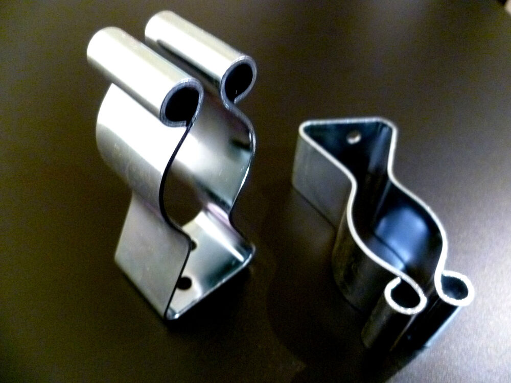 Broom hangers tool clips push grip quick release holds