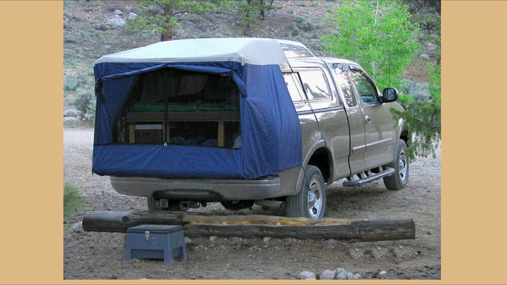 truck minivans suv tents above ground camper top tents full size camping tents ebay. Black Bedroom Furniture Sets. Home Design Ideas