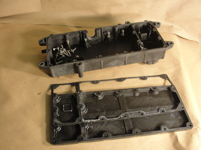 03 yamaha fx 140 electrical fuse box housing with gasket