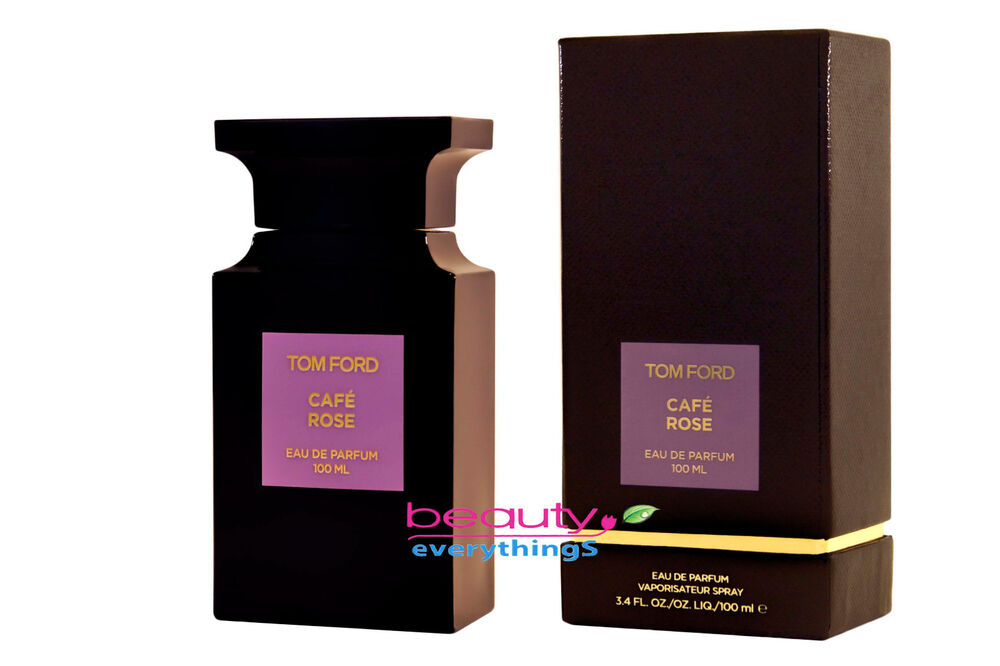 tom ford cafe rose eau de parfum spray nib. Black Bedroom Furniture Sets. Home Design Ideas