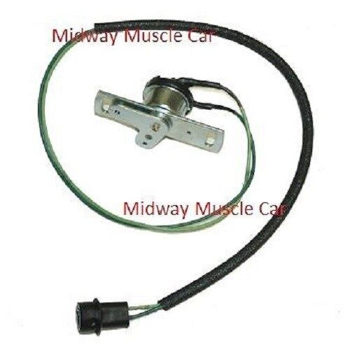 Reverse Lamp Switch 67 68 Chevy Camaro Rs Ss Rs Ss 68 Nova