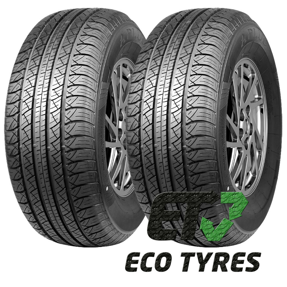 2x tyres 245 65 r17 111h xl aplus a919 suv e c 71db ebay. Black Bedroom Furniture Sets. Home Design Ideas