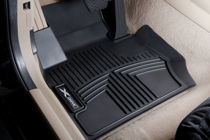 Bmw Thermoplastic All Weather Floor Liners X3 F25 Front