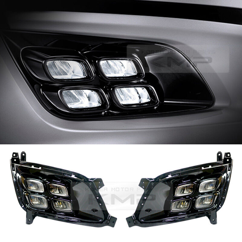 oem genuine parts fog light led lamp cover assy for kia. Black Bedroom Furniture Sets. Home Design Ideas