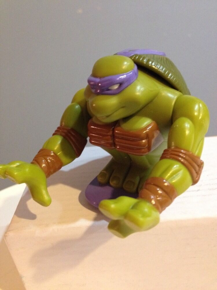 Teenage Mutant Ninja Turtles 2003 Toys : ☀️ tmnt teenage mutant ninja turtles burger king toy