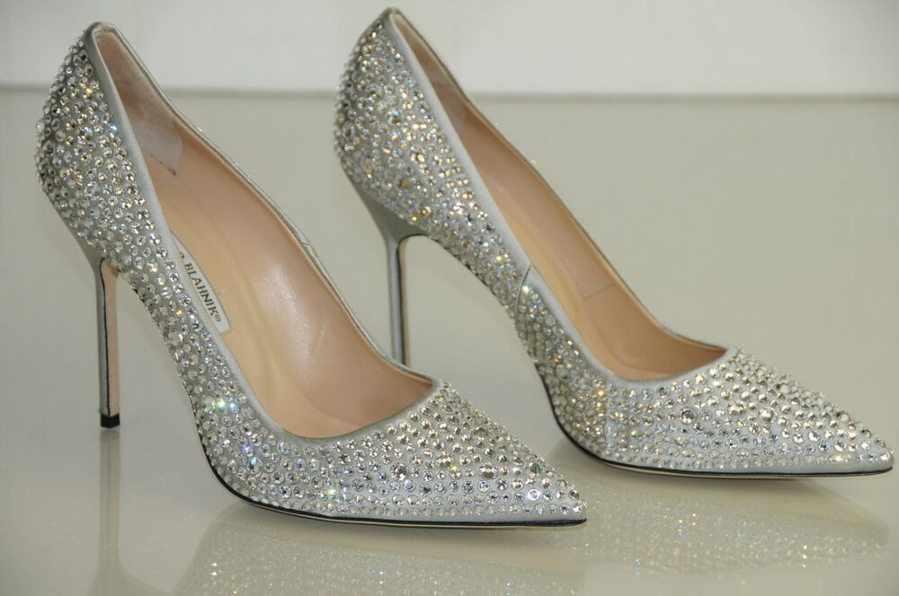 Manolo Blahnik Wedding Shoes Ebay