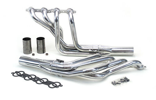musclerods 1978-88 g-body ls swap headers  8 u0026quot  long