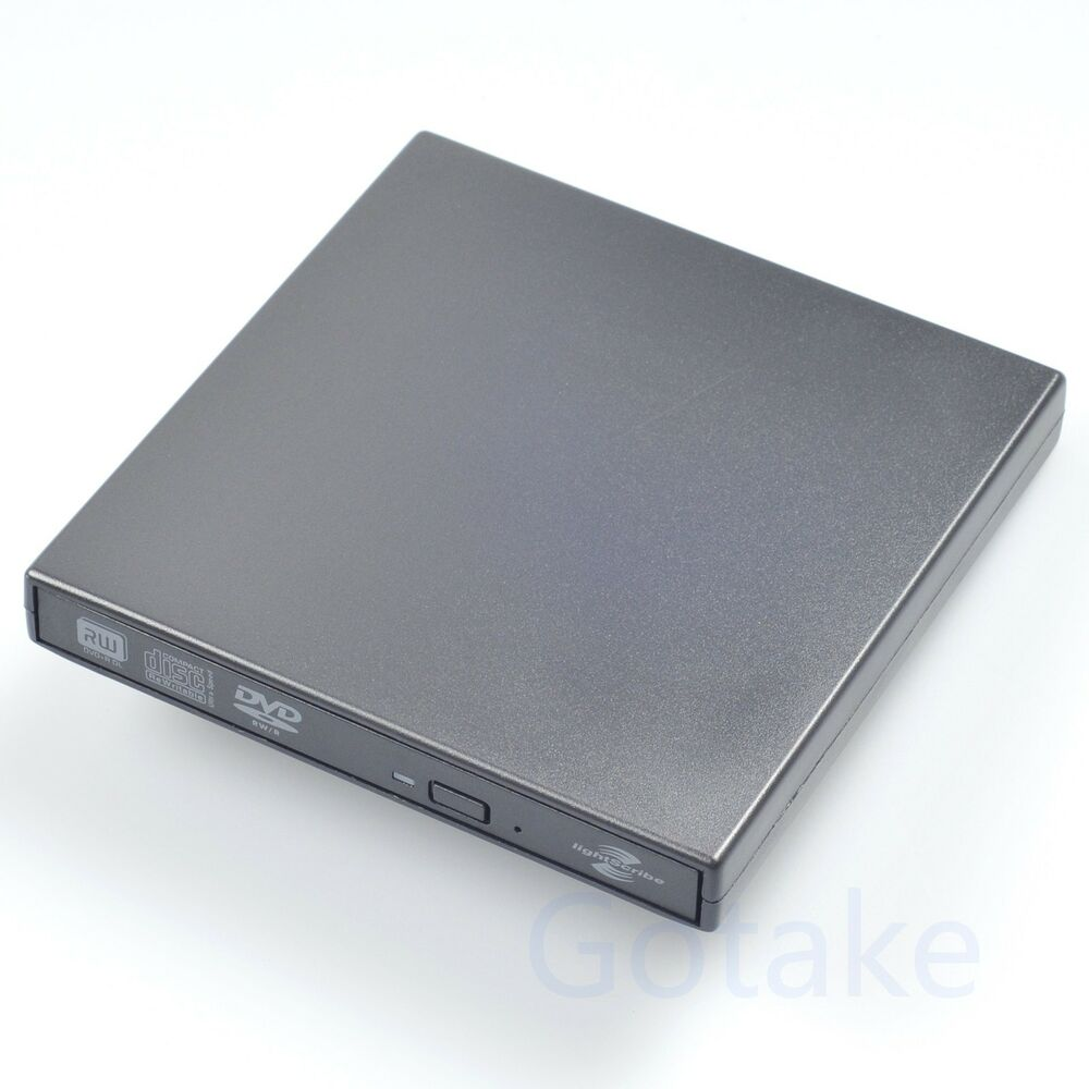 external lightscribe dvd cd rw burner movie music writer usb portable pc drive ebay. Black Bedroom Furniture Sets. Home Design Ideas