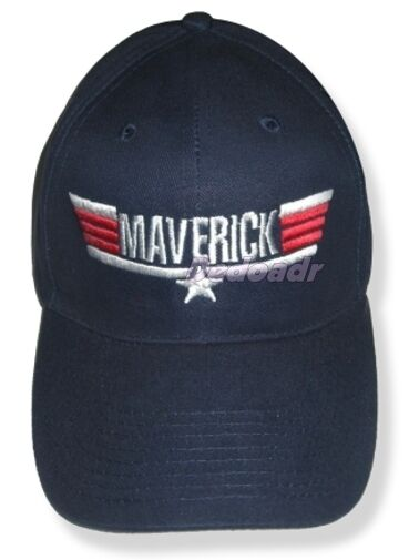 Top Gun Hat Top Gun Embroid...