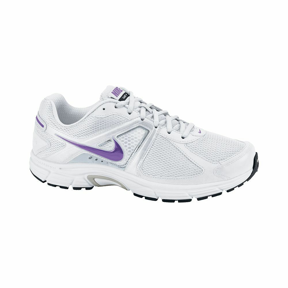 Purple Nike Free Running Shoes