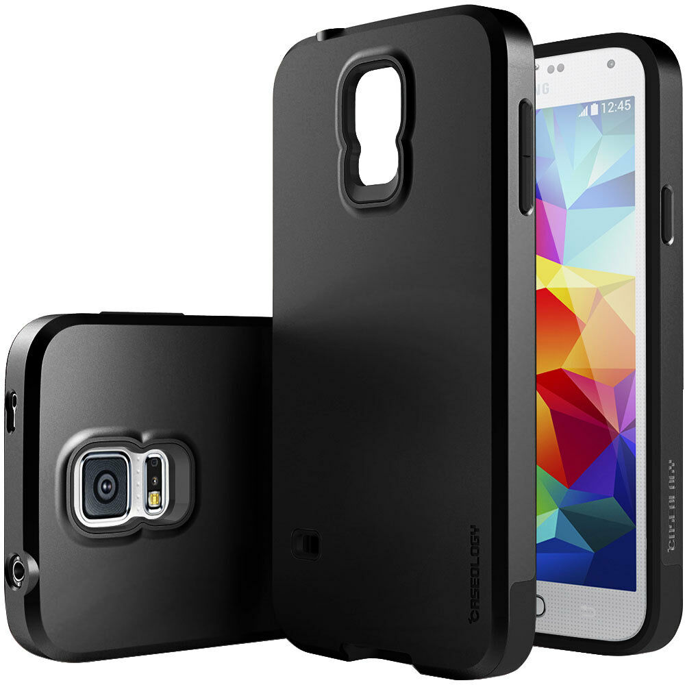 Caseology SLEEK Dual Layer Premium Armor TPU Case Cover For