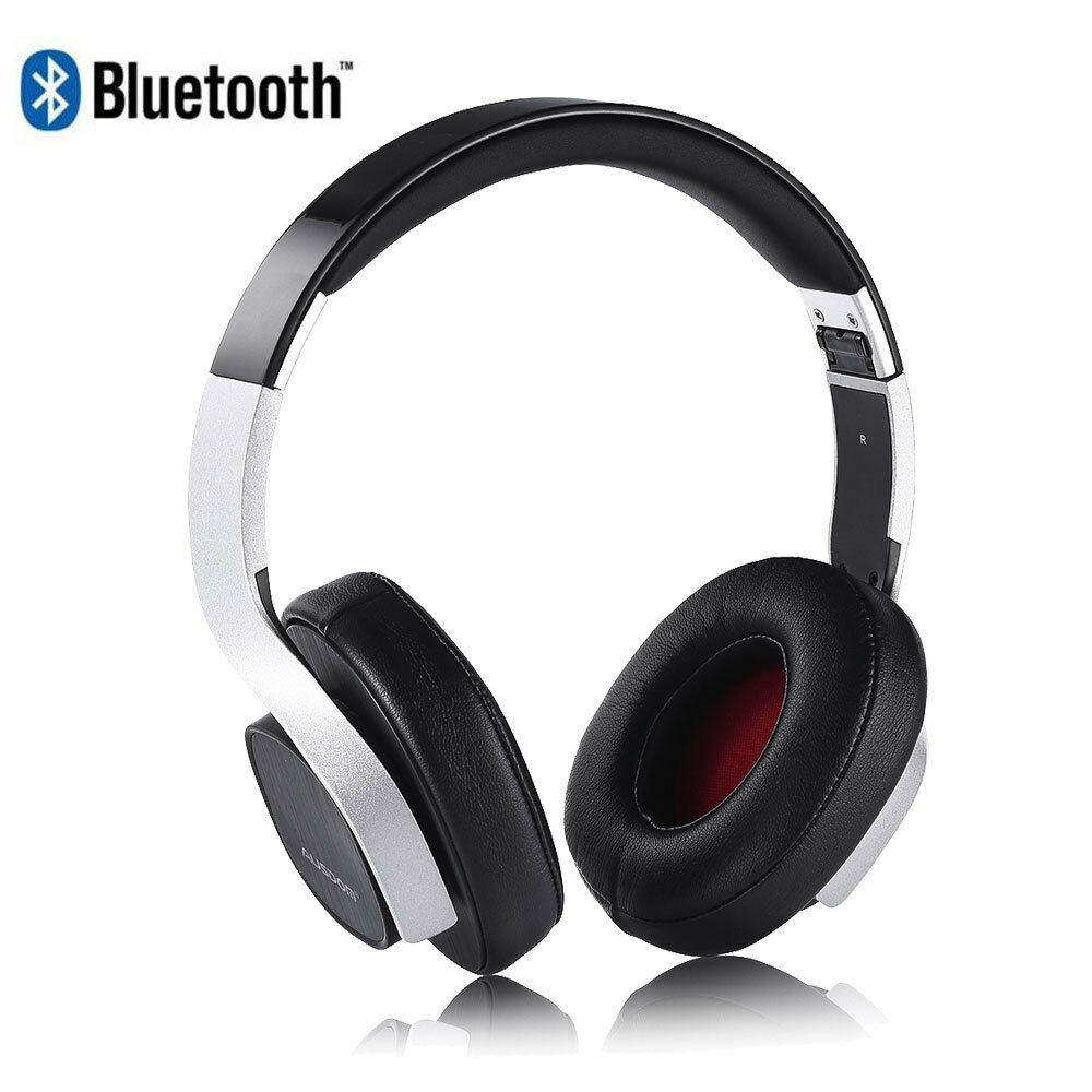stereo wireless bluetooth handfree headset earphone. Black Bedroom Furniture Sets. Home Design Ideas