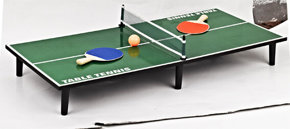mini table tennis ping pong table tabletop. Black Bedroom Furniture Sets. Home Design Ideas